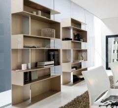 Книжный стеллаж Baixa 7242 фабрика Tonin Casa