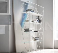 Книжный стеллаж Naviglio фабрика Tonin Casa