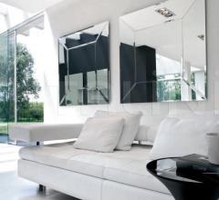 Настенное зеркало Costantia 7519 фабрика Tonin Casa