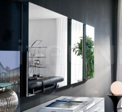 Настенное зеркало Ryde 7518 фабрика Tonin Casa