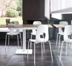 Раздвижной стол Cub 8073 фабрика Tonin Casa