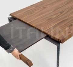 Раздвижной стол Roma 8068 фабрика Tonin Casa