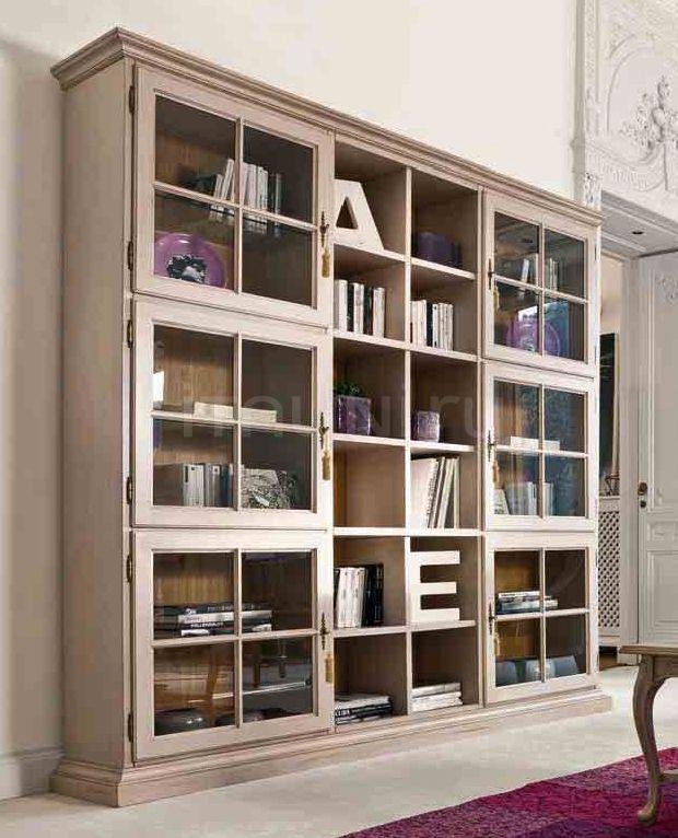 Книжный стеллаж Avery 1665 S16SC09 Tonin Casa