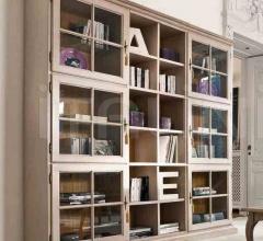 Книжный стеллаж Avery 1665 S16SC09 фабрика Tonin Casa