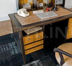 Письменный стол Mason 1295 S55C19TPV04 фабрика Tonin Casa