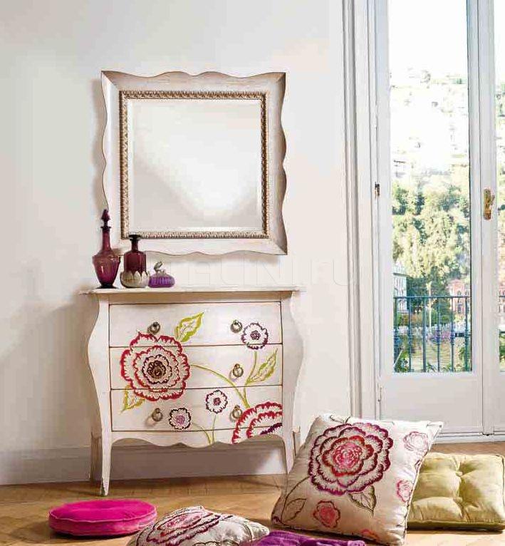Настенное зеркало Marte 4955 S16 Tonin Casa