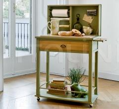 Итальянские сервировочные столики - Сервировочный стол Ross 1221 фабрика Tonin Casa