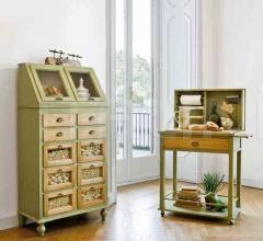 Итальянские сервировочные столики - Сервировочный стол Ross фабрика Tonin Casa