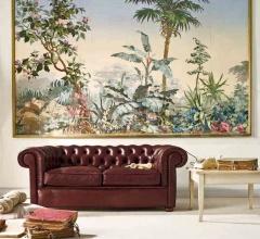 Двухместный диван Messier 4382 фабрика Tonin Casa