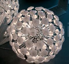 Настольная лампа Rose фабрика Rugiano