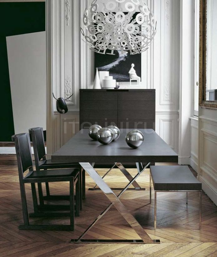 Стол обеденный MAX SMTR30 B&B Italia