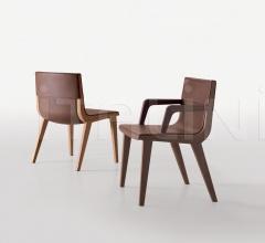 Итальянские стулья, табуреты - Стул с подлокотниками Acanto фабрика Maxalto (B&B Italia)