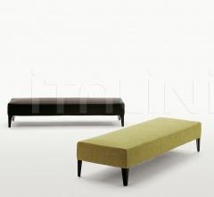Итальянские скамьи - Банкетка Filemone фабрика Maxalto (B&B Italia)