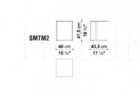 Столик ELIOS SMTM1S/SMTM2S/SMTM3S B&B Italia