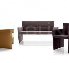 Двухместный диван POSA PO155 фабрика B&B Italia