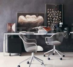 Итальянские кресла офисные - Кресло IUTA IU5 фабрика B&B Italia