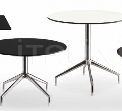 Круглый стол SINA ST0807R фабрика B&B Italia