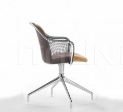 Итальянские кресла офисные - Кресло IUTA IU4 фабрика B&B Italia