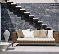 Итальянские диваны - Модульный диван Charles Outdoor фабрика B&B Italia
