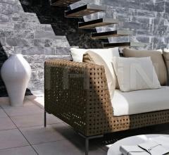 Модульный диван Charles Outdoor фабрика B&B Italia