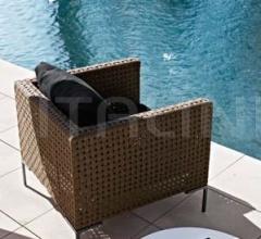 Итальянские кресла - Кресло Charles Outdoor CHO84 фабрика B&B Italia