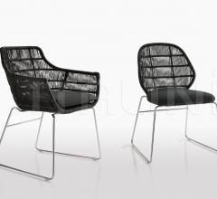 Итальянские уличные стулья - Стул CRINOLINE фабрика B&B Italia