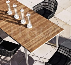 Итальянские столы - Стол обеденный CARPINO TCR250 фабрика B&B Italia