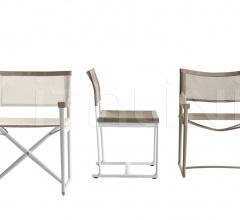 Итальянские уличные стулья - Стул с подлокотниками MIRTO OUTDOOR MI65P фабрика B&B Italia