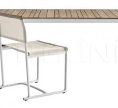 Итальянские столы - Стол обеденный MIRTO OUTDOOR фабрика B&B Italia