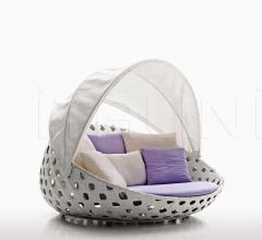 Итальянские кресла - Кресло CANASTA CN160P1C фабрика B&B Italia