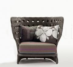 Итальянские кресла - Кресло CANASTA CN98PB фабрика B&B Italia
