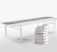 Стол обеденный CANASTA TCN224/TCN283N фабрика B&B Italia