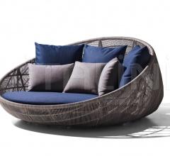 Итальянские уличные кресла - Кресло CANASTA CNC160P1 фабрика B&B Italia