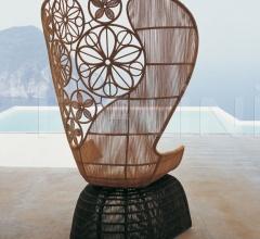 Итальянские кресла - Кресло CRINOLINE C5C фабрика B&B Italia