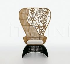 Кресло CRINOLINE C5C фабрика B&B Italia