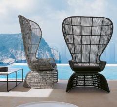 Итальянские уличные кресла - Кресло CRINOLINE C5P фабрика B&B Italia