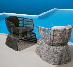 Итальянские кресла - Кресло CRINOLINE C3P фабрика B&B Italia
