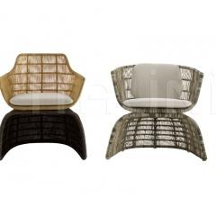 Кресло CRINOLINE C3P фабрика B&B Italia