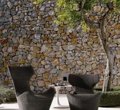 Итальянские уличные кресла - Кресло GRANDE PAPILIO GPAO фабрика B&B Italia
