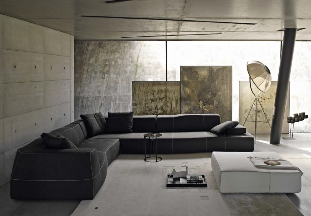 Модульный диван BEND-SOFA B&B Italia