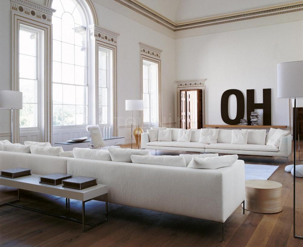 Модульный диван CHARLES LARGE B&B Italia