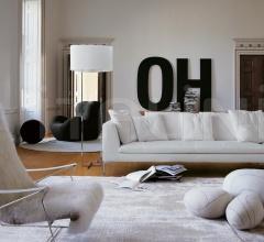 Модульный диван Charles Large фабрика B&B Italia