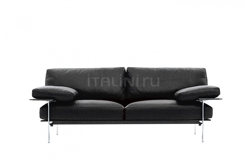 Двухместный диван DIESIS D217B_2P B&B Italia