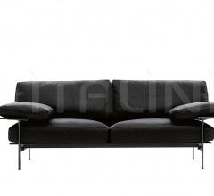 Двухместный диван DIESIS D217B_2P фабрика B&B Italia