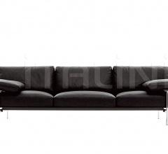 Трехместный диван DIESIS D277B_P фабрика B&B Italia