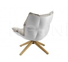 Кресло HUSK фабрика B&B Italia