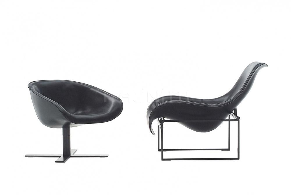 Кресло MART MPR_1/MPRI_1 B&B Italia