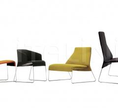 Кресло LAZY '05 PLA80 фабрика B&B Italia