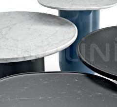 Журнальный столик BUTTON TABLES TB80R фабрика B&B Italia