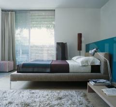 Кровать CHARLES фабрика B&B Italia